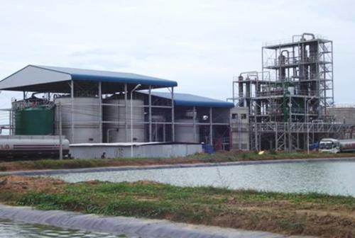 อาคารโรงงาน สุรา ไวน์ และบรั่นดี จ.กาญจนบุรี